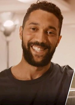 Former Manchester City defender Gael opens his fridge to show what a top footballer eats - and finds a two-year-old unopened bottle of champagne