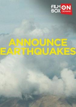 Announce Earthquakes