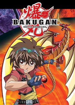 Bakugan Battle Brawlers (s1)