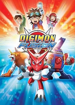 Digimon Fusion (s1)