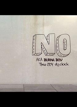 AKA - No! (ft. Burna Boy, DJ Clock & TiMO ODV) (Lyric)