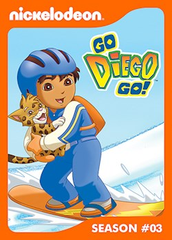 Go Diego Go! (s3)