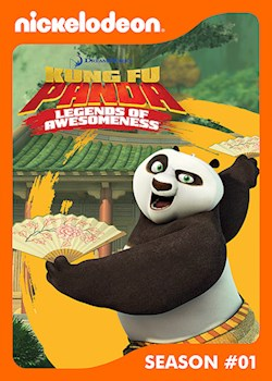 Kung Fu Panda - Legends of Awesomeness