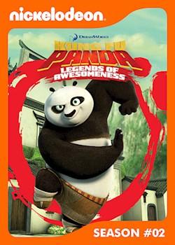 Kung Fu Panda - Legends of Awesomeness (s2)