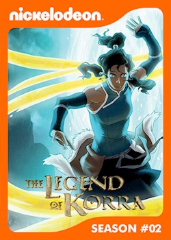 The Legend of Korra (s2)
