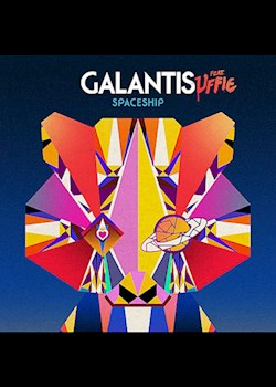 Galantis - Spaceship (ft. Uffie)