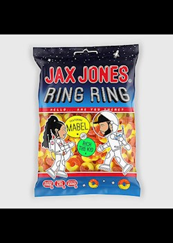 Jax Jones - Ring Ring (ft. Mabel & Rich the Kid)