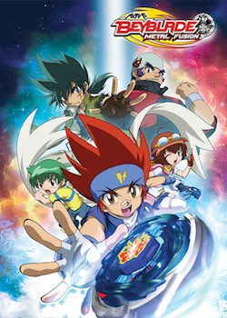 Beyblade Metal Fusion (s1)