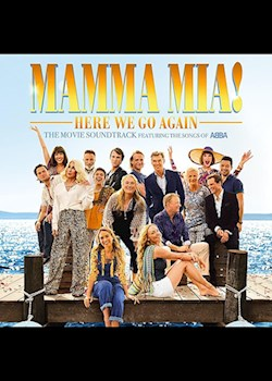 The Cast of 'Mamma Mia! Here We Go Again' - Dancing Queen (Lyric Video)
