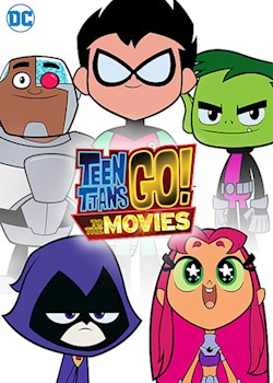 Teen Titans Go To The Movies!