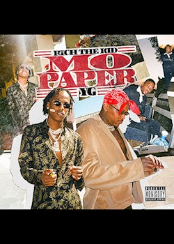 Rich The Kid - Mo Paper (ft. YG)
