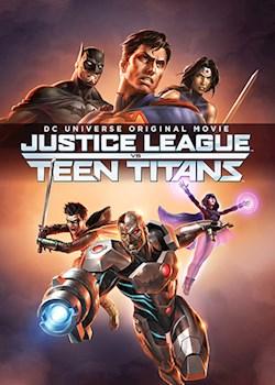 DCU: Justice League Vs Teen Titans