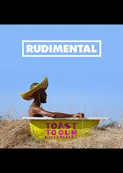Rudimental - Scared of Love (ft. RAY BLK & Stefflon Don)