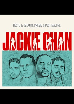 Tiësto & Dzeko - Jackie Chan (ft. Post Malone & Preme) (Lyric Video)