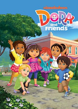 Dora & Friends: Into the City
