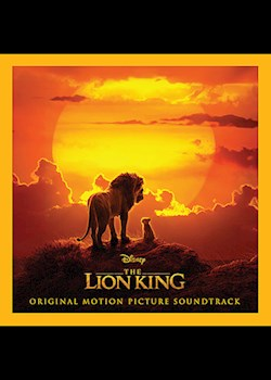 Elton John - Never Too Late (From 'The Lion King') (Lyric Video)