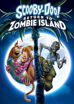 Scooby Doo! Return To Zombie Island!
