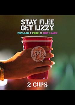 Stay Flee Get Lizzy, Tory Lanez, Fredo & Popcaan - 2 Cups