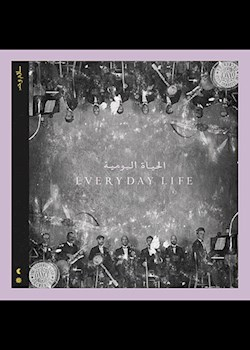 Coldplay - Everyday Life (Lyric Video)