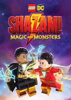 Lego DC Shazam: Magic & Monsters