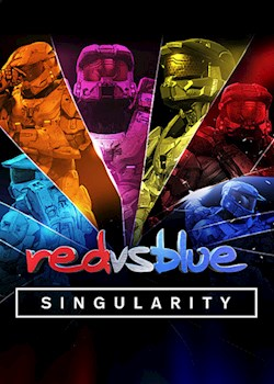 Red Vs Blue: Singularity