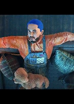 J. Balvin - Azul (Animated Video)