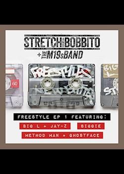 Stretch & Bobbito, Big L & Jay-Z - Big L + Jay-Z Freestyle